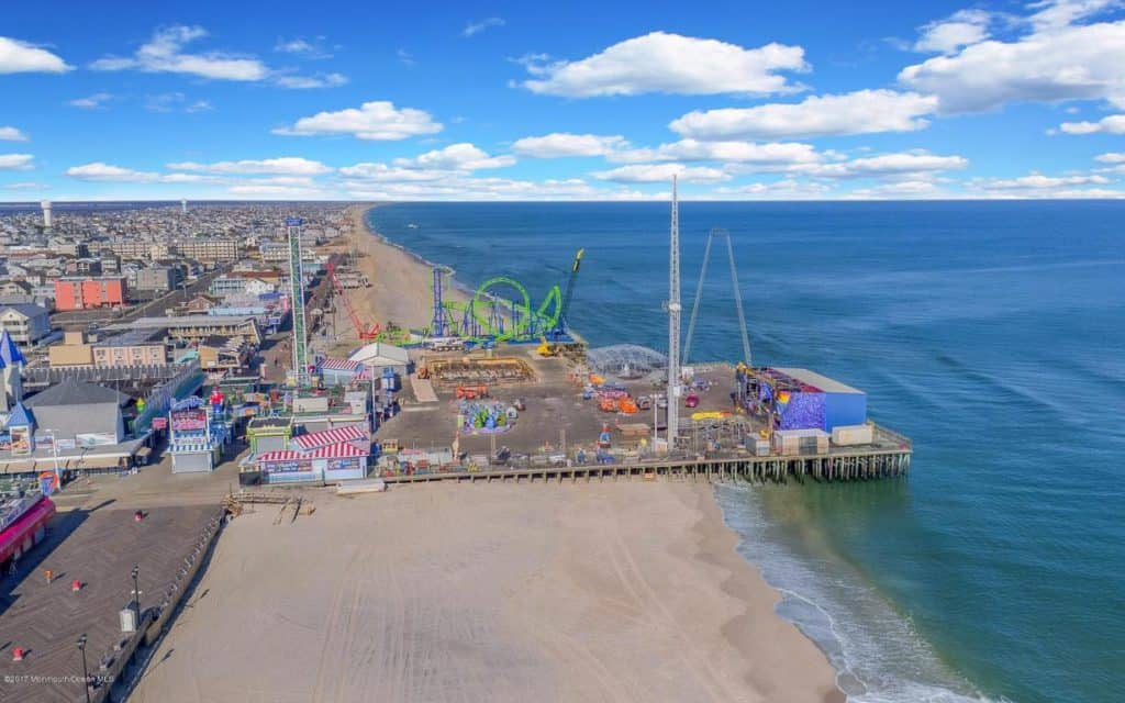 Seaside Heights, New Jersey, Best New Jersey beaches, New Jersey beaches, beach travel destinations, beach vacations