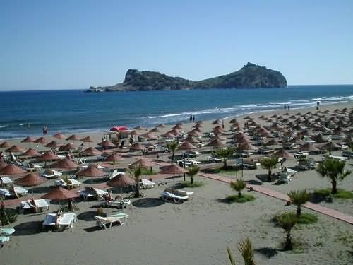 Serigerme Beach, Turkey