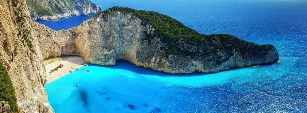 Shipwreck Beach, Zakynthos, Greece, best beaches of Greece, best beaches in Greece, Greece beaches, beach travel destinations