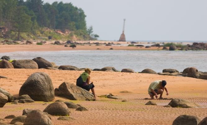 Vidzeme Seashore, Latvia