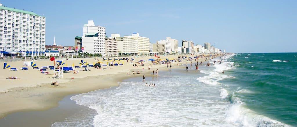 Virgina Beach, Virginia, Sanibel Florida, Best East Coast Beaches, best beaches, Virgina Beaches, Beach Travel Destinations