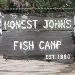 Honest John's Fish Camp, Melbourne Florida, Melbourne Beach vacations, Melbourne beaches, Florida beaches