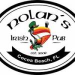 Nolan's Irish Pub, Cocoa Beach Florida, Cocoa Beach Vacations, Cocoa Beach Beaches, Florida beaches