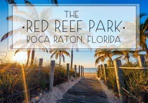 Red Reef Park, Boca Raton Florida, Boca Raton Beach Vacations, Boca Raton beaches, Florida Beaches
