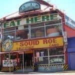 El Squid Roe, Cabo San Lucas Mexico, Cabo bars
