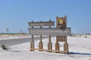Gulf Islands National Seashore Pensacola Beach Florida, best beaches of the Emerald Coast, Florida Beaches, Pensacola beaches