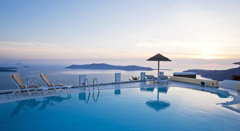 Santorini Princess Luxury Spa Hotel, Greek Isles, The Cyclades, Valentines Day Vacations