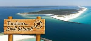 Shell Island, Panama City Beach, Florida, Emerald Coast Beaches