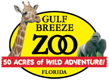 Gulf Breeze Zoo Gulf Breeze Florida, Florida Beaches, best beaches of the Emerald Coast, Gulf Breeze beaches