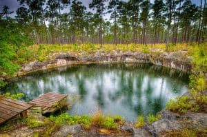 Sawmill Sink Blue Hole, The Abacos, Bahamas, Abacos beaches, Bahamas beaches, best beaches of the Abacos, best beaches of the Bahamas