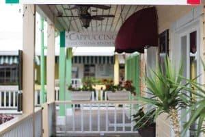 Cappuccino's Italian Restaurant Grand Bahama, Grand Bahama restaurants, Freeport restaurants, Lucaya Restaurants, Grand Bahama beaches, best Grand Bahama beaches, Bahamas beaches, best beaches of the bahamas, best beaches of the Caribbean