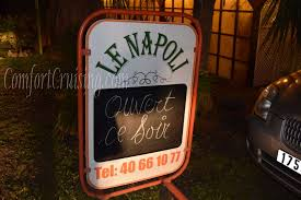 Le Napoli Society Islands French Polynesia, Raiatea restaurants, Society Islands restaurants, Society Islands beaches, French Polynesia Islands, Society Islands travel guide