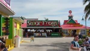 Senor Frog's Grand Bahama, Grand Bahama restaurants, Freeport restaurants, Lucaya Restaurants, Grand Bahama beaches, best Grand Bahama beaches, Bahamas beaches, best beaches of the Bahamas, best beaches of the Caribbean