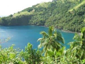Paul Gauguin Cruises Hiva Oa Tahuata Island Marquesas Islands French Polynesia, Marquesas Islands Things to do, best beaches of French Polynesia, Marquesas Islands beaches, best beaches in the Caribbean, Caribbean beaches, French Polynesia beaches.