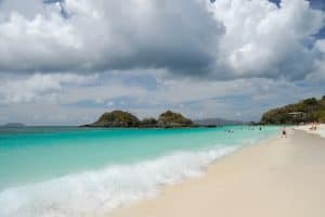 Trunk Bay, St. John, U.S. Virgin Islands, places to see in St. John, best beaches of St John, Lesser Antilles, Leeward Islands, best beaches of the Caribbean, USVI best beaches.