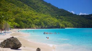 Cinnamon Bay Beach, St. John, U.S. Virgin Islands, places to see in St. John, best beaches of St John, Lesser Antilles, Leeward Islands, best beaches of the Caribbean, USVI best beaches.