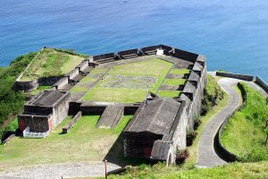 Brimstone Hill Fortress, St Kitts and Nevis, Leewar Islands, Lesser Antilles, things to do in Nevis, things to do in St Kitts, Nevis beaches, St Kitts beaches, best beaches of the Caribbean, St Kitts and Nevis Travel