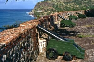 Fort Oranje, St Eustatius, Leeward Islands, Lesser Antilles, things to do in St Eustatius, St Eustatius beaches, Statia