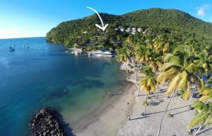 Marigot Bay, St Lucia, things to do in St Lucia, Windward Islands, Lesser Antilles, St Lucia Beaches, best beaches of the Caribbean