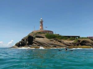 Punta Ballena Lighthouse, Margarita Island, things to do Margarita Island, Isle de Margarita, Leeward Antilles, Lesser Antilles, Margarita Island Travel, Margarita Island beaches