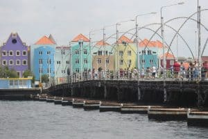Queen Emma Pontoon Bridge, Curacao, things to do in Curacao, Curacao beaches, Leeward Antilles, Lesser Antilles Travel, Curacao Travel Guide
