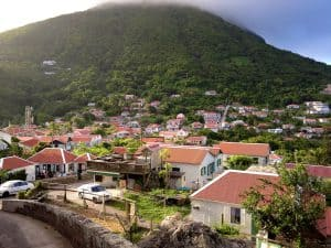 Windwardside, Saba, Leeward Islands, Lesser Antilles, things to do in Saba, Saba Beaches, Saba Island Travel Guide, best beaches of the Caribbean