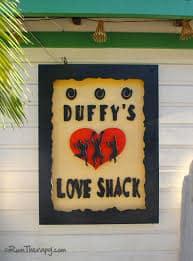 Duffy's Love Shack, St Thomas, Leeward Islands, Lesser Antilles, bars & nightlife in St Thomas, St Thomas beaches, best beaches of the Virgin Islands, U.S. Virgin Islands,