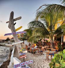 Scuba Lodge Ocean Bar & Restaurant, Curacao, bars & nightlife in Curacao, Curacao beaches, Leeward Antilles, Lesser Antilles Travel, Curacao Travel Guide
