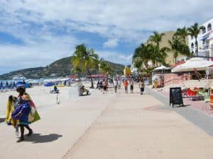 Boardwalk, St. Martin, Lesser Antilles, Leeward Islands, thing to do St. Martin, St Maarten, best beaches of St Martin, Best beaches of the Lesser Antilles, best Caribbean beaches, best St Martin hotels, best St Martin restaurants, St Martin attractions, St Martin Tours