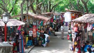 Isla Rio Cuale, Rio Cuale Island, Puerto Vallarta, Mexican Riviera, things to do in Puerto Vallarta, Puerto Vallarta beaches, best beaches in Mexico, best beaches in the Mexican Riviera.