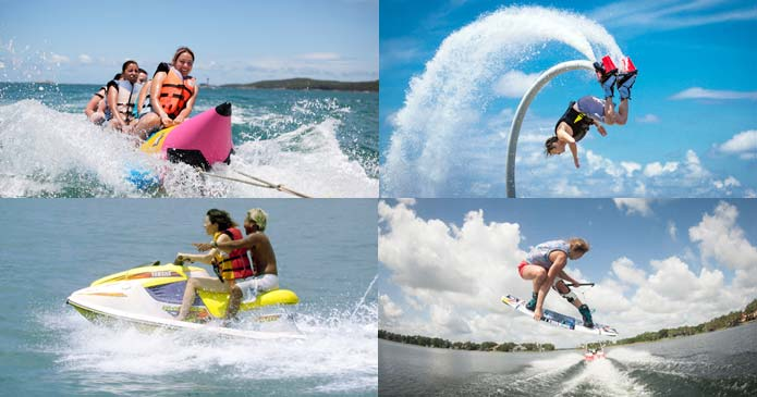 Water Sports Gear - Beach Travel Destinations