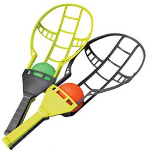 Wham-O Trac Ball Racket Toy Game, Beach Racket Ball, Water Sports Gear, Fun Beach Games, Things to do at the beach, best games for the beach, games to play at the beach