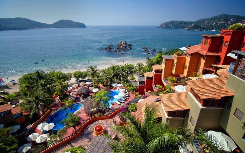 mexican riviera beaches - beach travel destinations