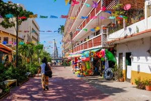 Zona Romantica, Puerto Vallarta, Mexican Riviera, things to do in Puerto Vallarta, Puerto Vallarta beaches, best beaches in Mexico, best beaches in the Mexican Riviera.