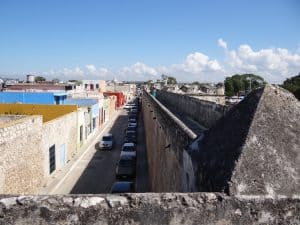 Campeche's Walls, Campeche, Yucatan Peninsula, Campeche beaches, Mexico beaches, Places to see in Campeche, things to do in Campeche, best restaurants in Campeche, best nightlife in Campeche