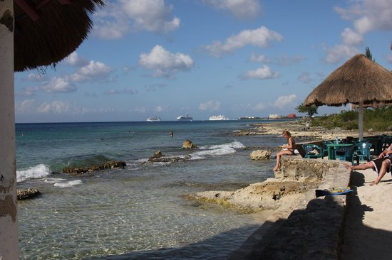 Playa Corona, Cozumel Mexico, Yukatan Peninsula beaches, best Yukatan Peninsula beaches