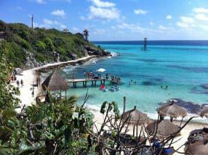 Playa Garrafon, Isla Mujeres, Yucatan Peninsula, Isla Mujeres beaches, Isla Mujeres restaurants, Isla Mujeros night life, Isla Mujeros things to do, Mexico beaches, best beaches in Mexico