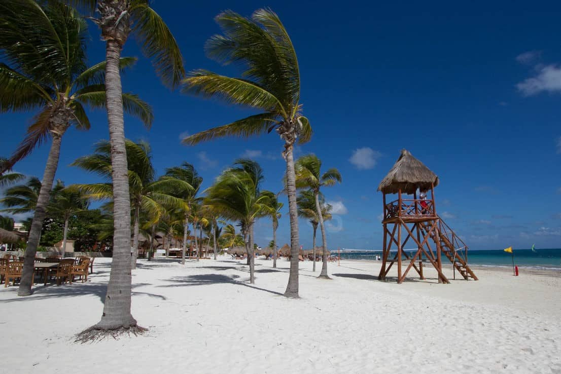 Puerto Morelos, Cancun Mexico, Yukatan Peninsula beaches, best Yukatan Peninsula beaches