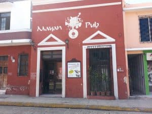 Mayan Pub, Campeche, Yucatan Peninsula, Campeche beaches, Mexico beaches, Places to see in Campeche, things to do in Campeche, best restaurants in Campeche, best nightlife in Campeche