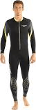 Men's Front-Zip Long Jumpsuit Bahia Man by Cressi, learn how to kite surf, kite surfing, kite boarding, water sports at the beach, best beaches, beach vacations, beach destinations