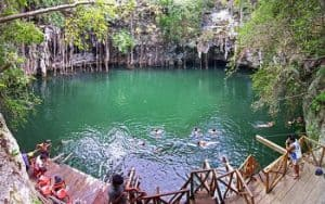 Cenote Yokdzonot, Mexico Cenotes, best cenotes in Mexico