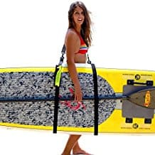 SUP Paddleboard Carrier/Storage Sling, SUP paddleboarding, SUP paddle boarding, stand up paddle boarding, inflatable SUP paddle boards, hard SUP paddle boards, best water sports for the beach, beach vacation