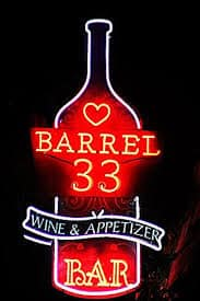 Barrel 33 Wine & Appetizer Bar, Ventura California, Visit Ventura, Ventura Travel Guide, Ventura Beaches, things to do in Ventura, best restaurants in Ventura, best California beaches, beach travel destinations