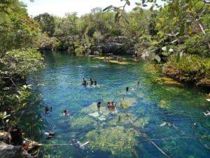 Cenote Ponderosa, best cenotes in Mexico, Mexico cenotes