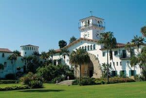 Santa Barbara County Courthouse, Santa Barbara California, Santa Barbara beaches, things to do in Santa Barbara, best restaurants in Santa Barbara, California beaches