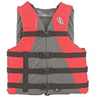 Stearns Adult Watersport Classic Series Vest, ocean kayaks, beach water sports, kayaking at the beach, kayak accessories, inflatable kayaks, hardshell kayaks