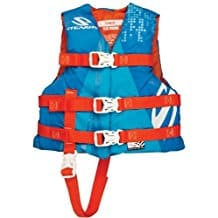 Stearns Child Watersport Classic Series Vest, personal watercraft water sports, jet skis, water sports on the beach, personal watercraft accessories, beach accessories