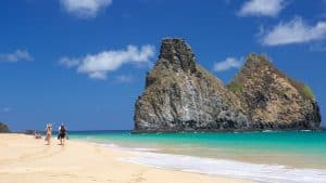 Cacimba do Padre Beach, Fernando de Noronha, Brazil, Fernando de Noronha beaches, Brazil beaches, Caribbean beaches, thing to do in Fernando de Noronha, best restaurants Fernando de Noronha, best bars Fernando de Noronha, beach travel destinations, beach travel