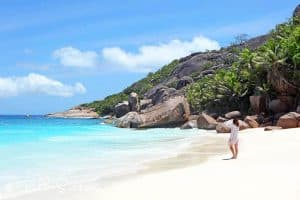 Grande Soeur Private Island, Big Sisters Private Island, Praslin Island, Seychelles, Anse Lazio, Worlds best beaches, beach destinations, beach travel Destinations, things to do Praslin Island, best restaurants Praslin Island, best bars Praslin Island