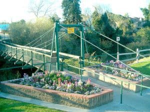 Swinging Bridge, Arroyo Grande California, Arroyo Grande beaches, things to do in Arroyo Grande, restaurants in Arroyo Grande, bars in Arroyo Grande, California beaches, Central California beaches